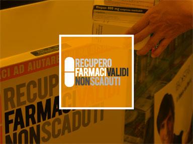 Recupero Farmaci Validi Non Scaduti.Fondazione Banco Farmaceutico